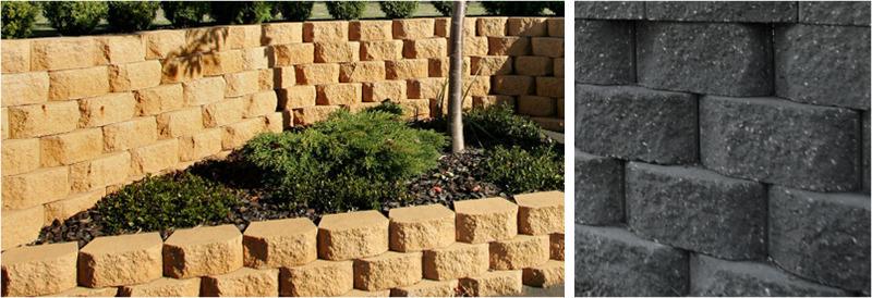 Landscaping Stones Windsor : Adbri masonry retaining walls buy tilestonepaver