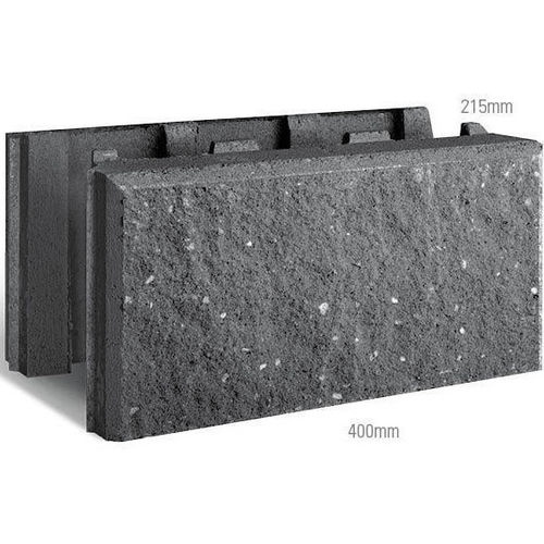 Adbri Versawall Charcoal Block