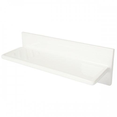 Roberts Design Square Shelf 300x100 (White)
