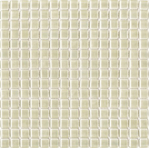 Cotto Becky Beige Glass 19x19 Mosaic