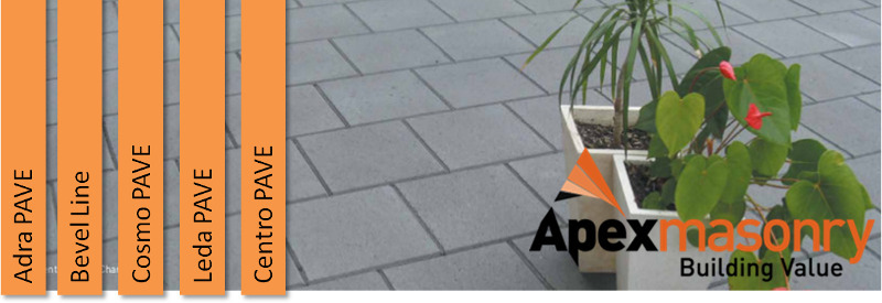 Apex Masonry Pavers