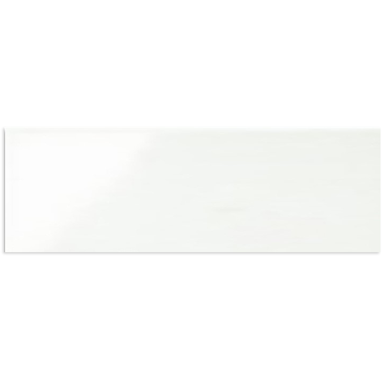 Gloss White Rectified Wall Tile 200x600