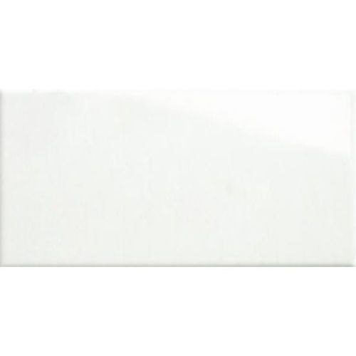 Subway White Gloss Wall Tile 75x150