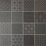 Southern Cross Patchwork Charcoal