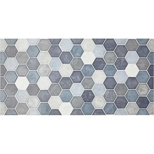 Folio Hexion Denim Wall Tile 300x600