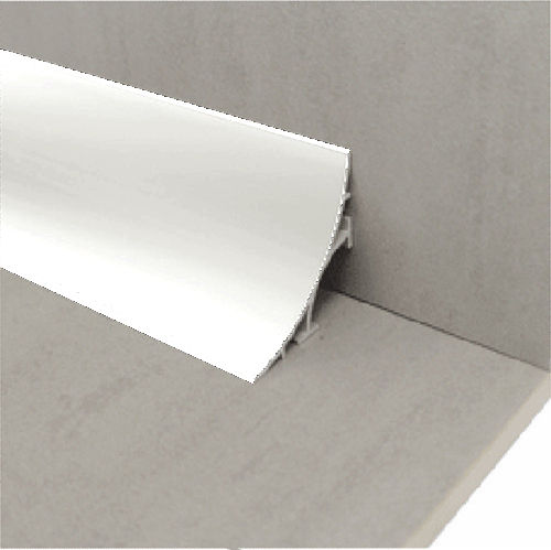 APC 60 Cove Trim 3metre (Gloss White)