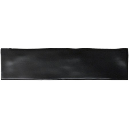 Metro Black Gloss Wall 75x300