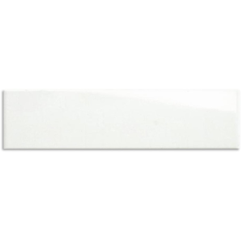 Gloss White Wall Tile 100x400