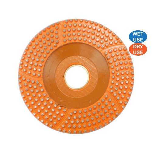 Super Cluster Grinding Wheel 180mm