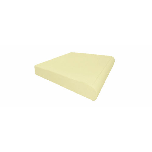 Edenstone Rivenstone Smooth Cream Bullnose 400x230