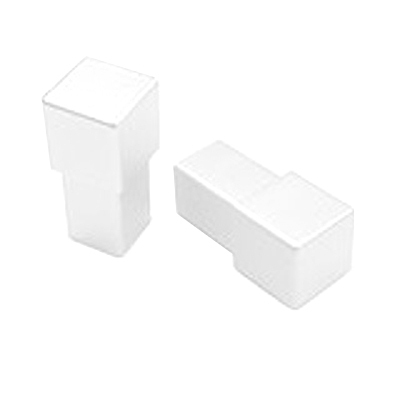 Corner Trim Suits MCA/MCG 12.5mm (Gloss White)