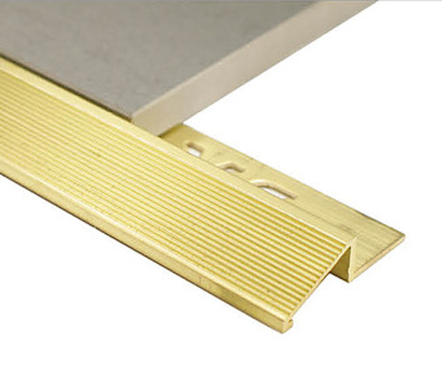 Brass Diminishing Trim 15mm x 3metre