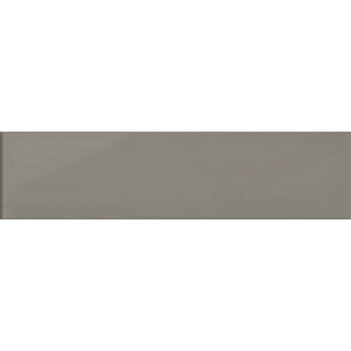 Easy Dark Grey Gloss Wall Tile 75x300