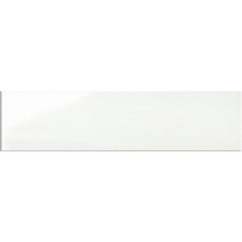 Easy White Gloss Wall Tile 75x300