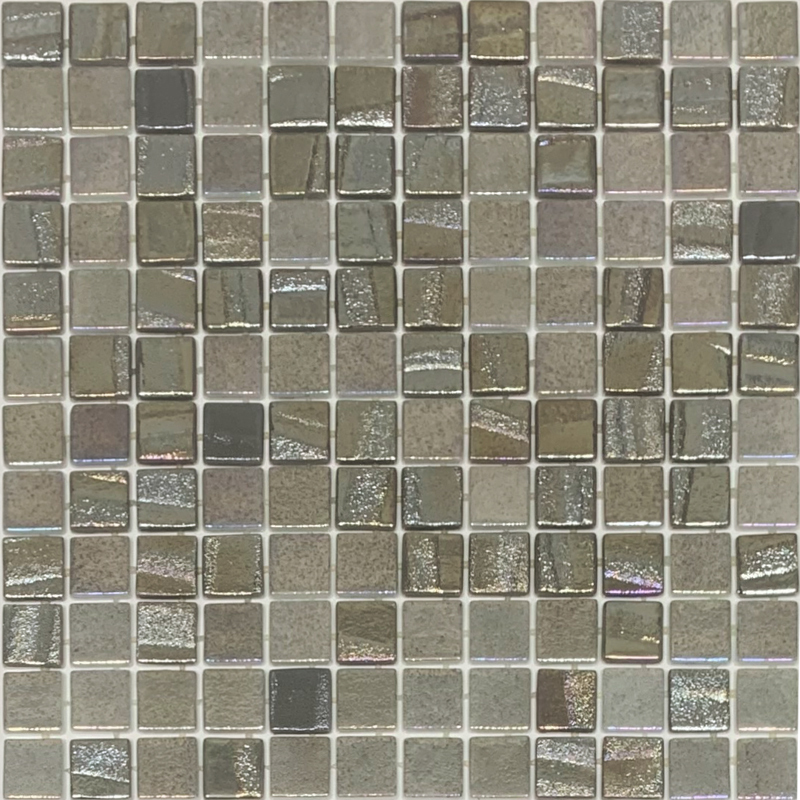 Vidrepur Fusion Grey Glass 25x25