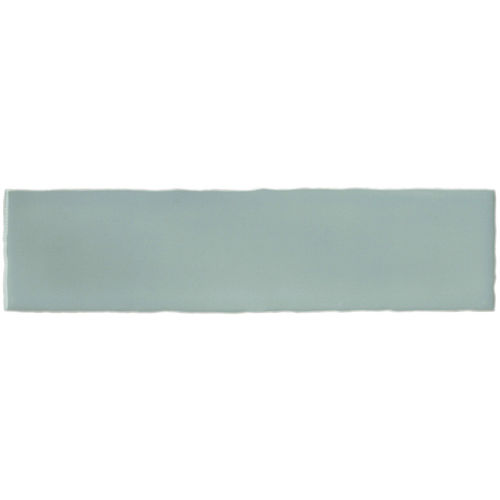 Metro Steel Blue Gloss Wall Tile 75x300