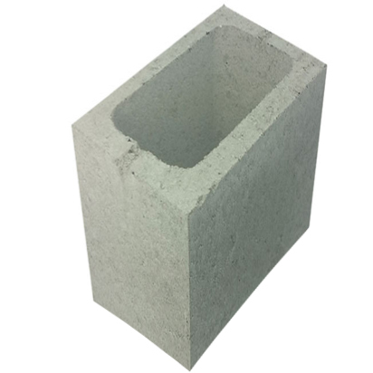 Concrete Grey Block Quarter 1/4 20.04