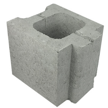 Concrete Grey Block 1/2 Control Joint 20.10
