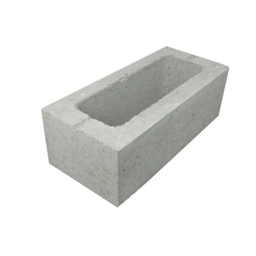 Concrete Grey Block 140mm High