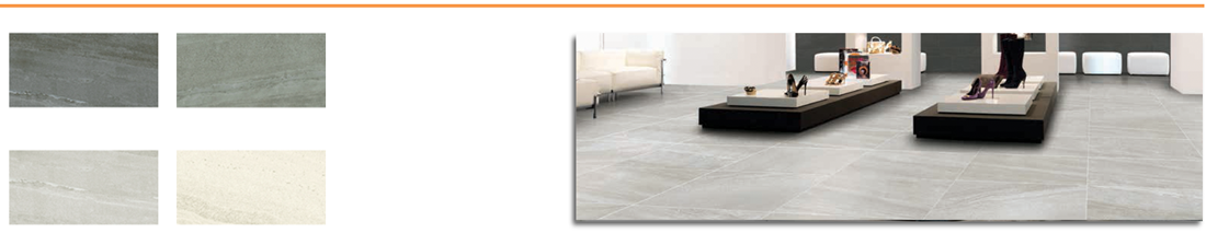 MML Riverstone Floor Tiles 450mm x 900mm