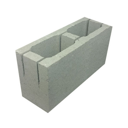 Grey Block Knockout Bond Beam 15.20