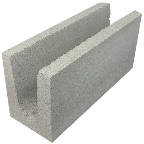 Grey Block Lintel 15.12