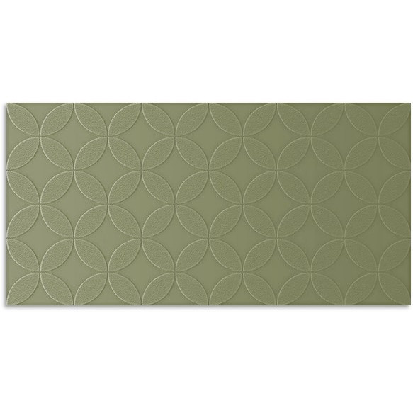 Infinity Centris Olive Wall Tile 300x600