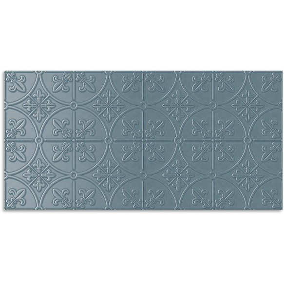 Infinity Brighton French Blue Wall Tile 300x600