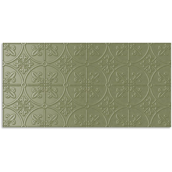 Infinity Brighton Olive Wall Tile 300x600