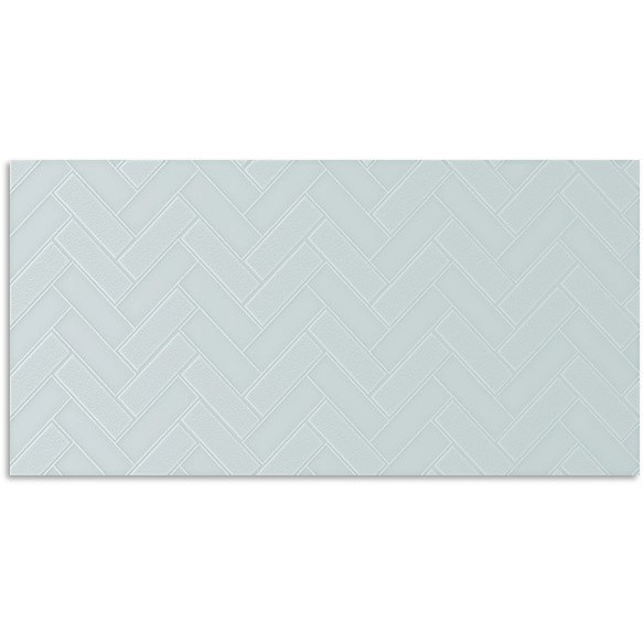 Infinity Mason Duck Egg Wall Tile 300x600