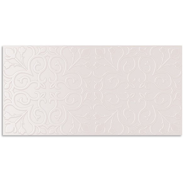 Infinity Prague Dusty Pink Wall Tile 300x600