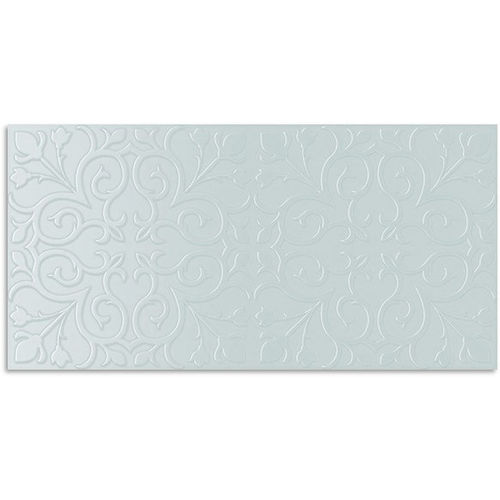 Infinity Prague Duck Egg Wall Tile 300x600