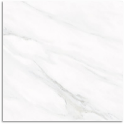 Lux White Polished Floor Tile 600x600