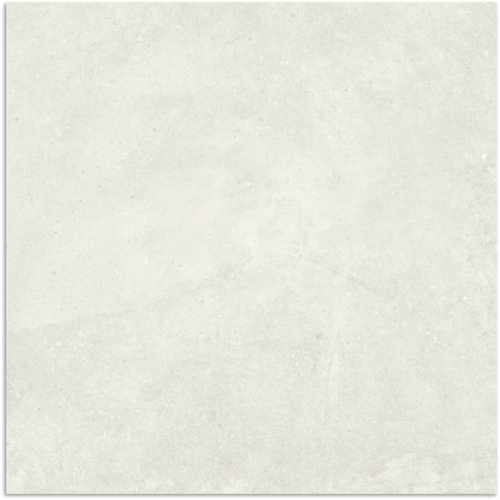 Cement Light Grey Matt Tile 600x600