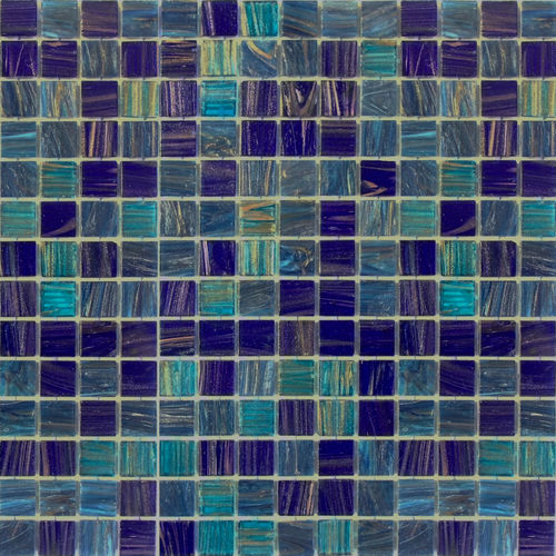 Paradise Maldives Glass Mosaic 20x20