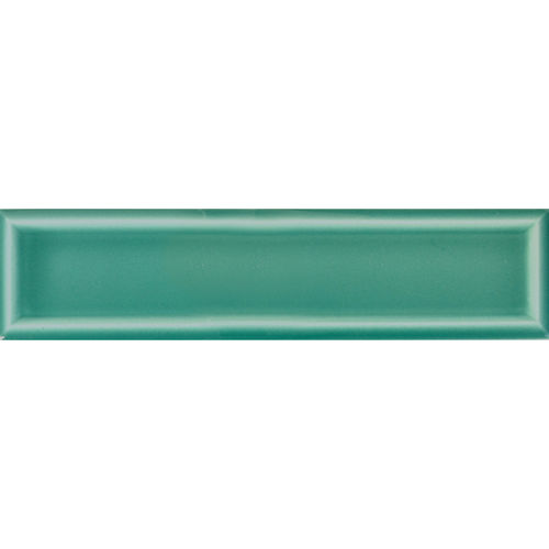 Edge Dark Green Gloss Frame Wall 68x280