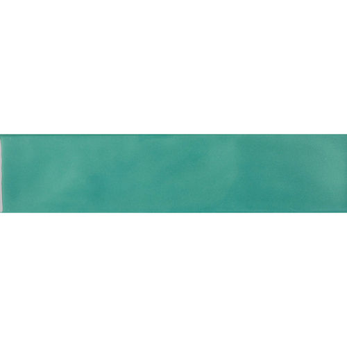 Edge Dark Green Matt Wave Wall 68x280