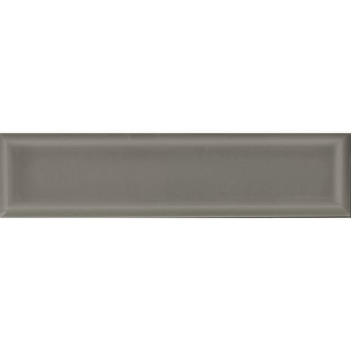 Edge Dark Grey Gloss Frame Wall 68x280