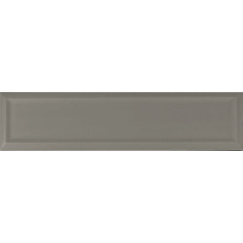 Edge Dark Grey Matt Frame Wall 68x280