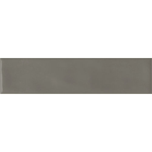 Edge Dark Grey Gloss Wave Wall 68x280