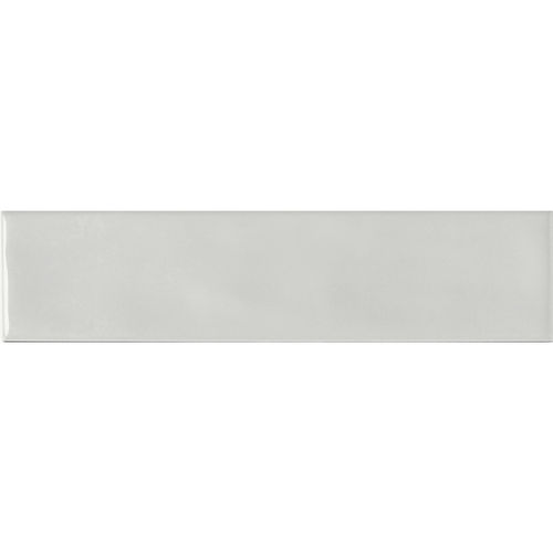 Edge Light Grey Gloss Wave Wall 68x280