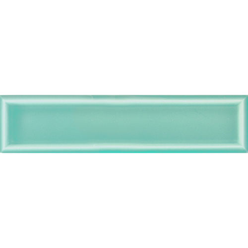 Edge Light Green Gloss Frame Wall 68x280