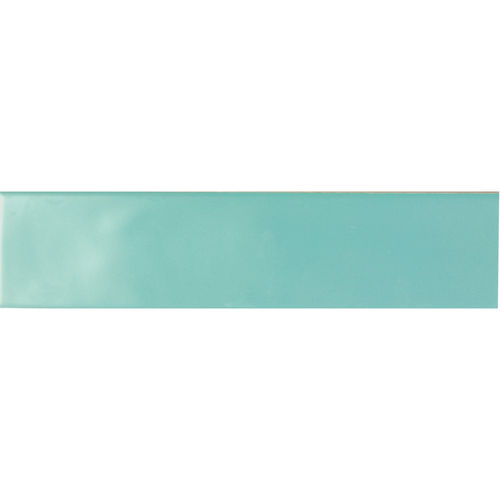 Edge Light Green Gloss Wave Wall 68x280