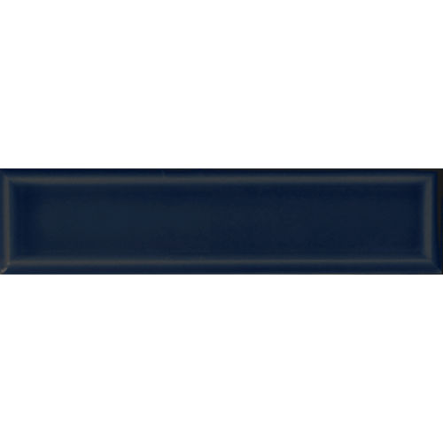 Edge Navy Gloss Frame Wall 68x280