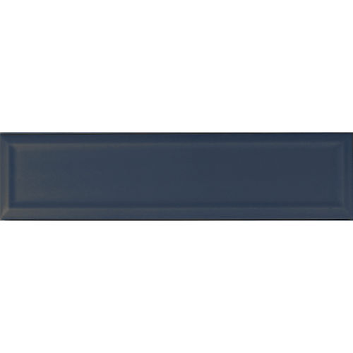 Edge Navy Matt Frame Wall 68x280