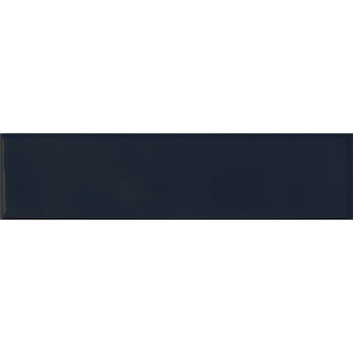 Edge Navy Gloss Wave Wall 68x280