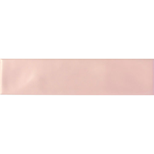 Edge Pink Matt Wave Wall 68x280