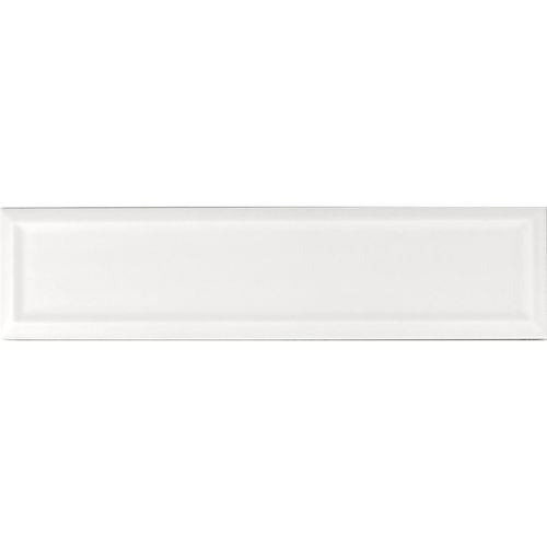 Edge White Matt Frame Wall 68x280