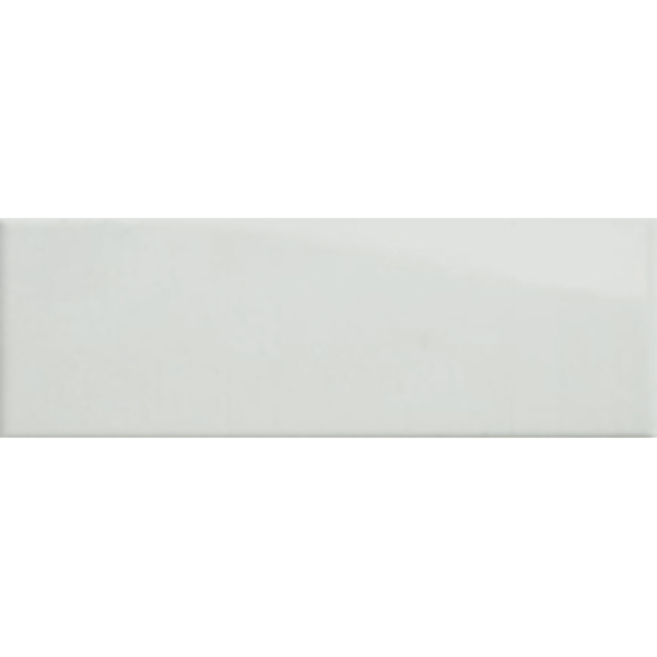 Long Grey Gloss Wall Tile 200x600
