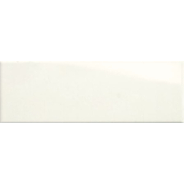 Long Greige Gloss Wall Tile 200x600